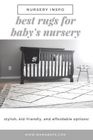 Rugs For Girls Nursery Best Rugs For Baby Nursery Stylish Nursery Rugs U2022 Mamabops
