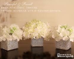 aliexpress com buy wedding centerpieces silver candle stick
