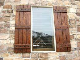 ornamental window shutter exterior wood shutters decorative provide