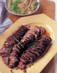 Ina Garten Roast Beef Herb Marinated Pork Tenderloins Recipe Marinated Pork