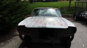 mustang project cars for sale 1966 ford mustang project car for sale in highland maryland