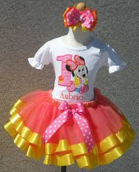 Party City Minnie Mouse Decorations Everything Minnie Mouse Birthday Outifts Pettiskirts Tutu Sets