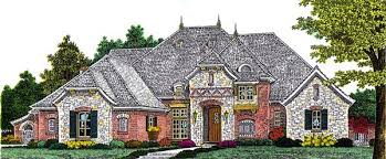 French Country House Plan House Plan 92212 At Familyhomeplans Com