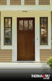 Fiberglass Exterior Doors With Glass 14 Best Classic Craft American Style Collection Images On