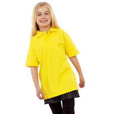 uneek children s school polo shirt children s school pique polo