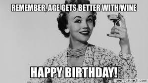 Birthday Wine Meme - sister birthday meme 33 wishmeme