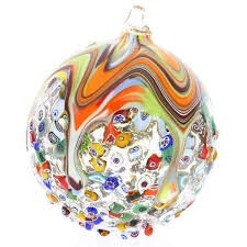 ornaments glass ornaments large fancy poland