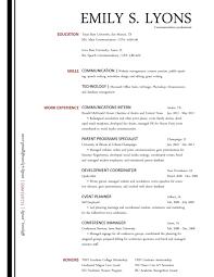 Example Waitress Resume resume waitress resume example