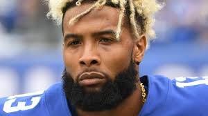 odell beckham hairstyle 5 biggest needs for giants next season newsday