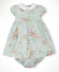 Old Fashioned Toddler Dresses Easter Ralph Lauren Baby Girls Collared Spring Floral Dress