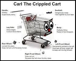 Shopping Cart Meme - barrio kart idonesaidit