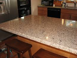 Wood Kitchen Countertops Cost Furniture Enchanting Silestone Vs Granite For Elegant Countertop