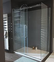 cabine de rectangulaire cabine de en verre rectangulaire avec porte coulissante