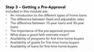 how to buy a house step by step for first time home buyers