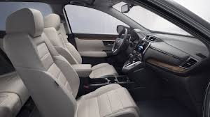 honda crossroad interior all new 2017 honda cr v gets a 190hp turbo engine