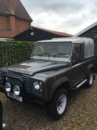 1997 land rover defender 90 defender 90 canopy used land rover cars buy and sell in the uk