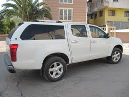 isuzu dmax 2015 isuzu dmax canopy css auto