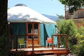 what is a yurt barefoot beach resort experience the difference
