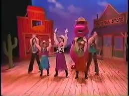 Barneyintros Youtube by Barney U0027s Talent Show 1996 Version Part 2 Youtube