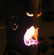 mr fire face