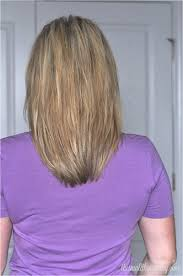 long hair in front shoulder length in back my haircut the small things blog