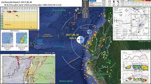earthquake report ecuador jay patton online