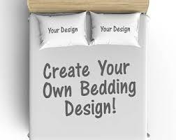 Monogrammed Comforters Monogrammed Bedding Etsy