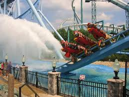 Busch Gardens Williamsburg New Ride by Griffon Roller Coaster Picture Of Busch Gardens Williamsburg