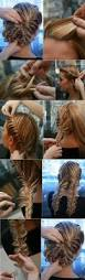 fashionable braid hairstyle for shoulder length www