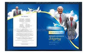 modern funeral programs 20 funeral program templates free word excel pdf psd format