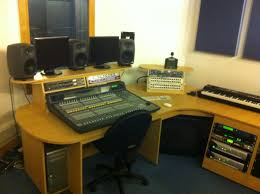 recording studio workstation desk university recording studio workstations fluid acoustics