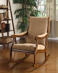 Indoor Wooden Rocking Chair Epic Indoor Rocking Chairs About Remodel Modern Furniture With