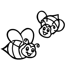 printable bumble bee coloring pages creative tablet