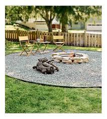 Build Backyard Fire Pit - building your own backyard firepit farm and garden grit magazine