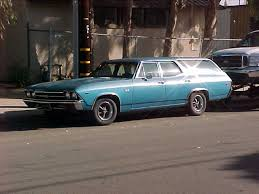 1969 Chevelle Interior 68 U0026 69 Chevelle Wagons