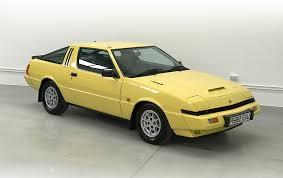 mitsubishi starion 1987 1983 mitsubishi starion turbo stone cold classics
