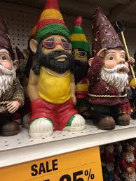 veranda on rasta garden gnomes currently on sale at