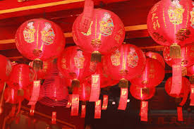 chinese lanterns for interior home of geisha