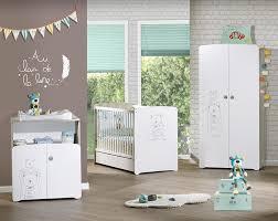 chambre teddy sauthon lit bébé 120x60 sauthon teddy sauthon baby price bébé et compagnie