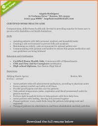 aide resume 9 home health aide resume leave latter