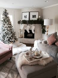 living rooms decorated for christmas living room inspirations a pile of pillows helps the medicine go