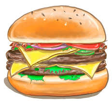 photoshop tutorial how to draw a cheeseburger artisul