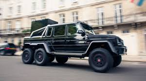 mercedes pickup truck 6x6 first drive the brabus 6x6 takes on london