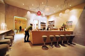 fantastic modern cafe interior pops u0026 treats pinterest