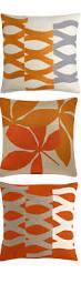 Lumbar Pillows For Sofa by Best 25 Orange Throw Pillows Ideas Only On Pinterest Orange
