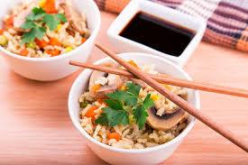 cuisiner le soja frais recette salade chinoise aux chignons