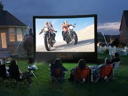 open air cinema cinebox backyard noveltystreet