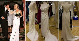 carolyn bessette wedding dress about wedding blog