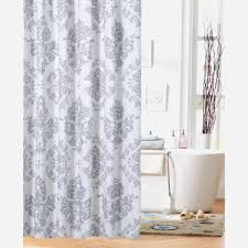 No Liner Shower Curtain Shower Country Fabric Shower Curtains Curtain Cotton Fascinating