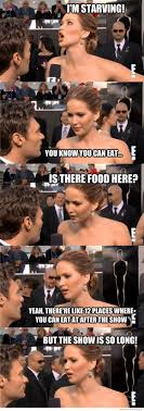 Lawrence Meme - jennifer lawrence is there food here weknowmemes